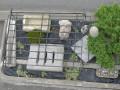 Elementi in pietra da giardino