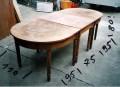 Tavolo a tre corpi (rest 1500.-)