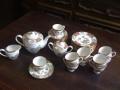 Servizio da thè cinese in porcellana