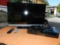 Televisore con DVD Player completo