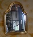 Specchio arrotondato stile (30x40h)