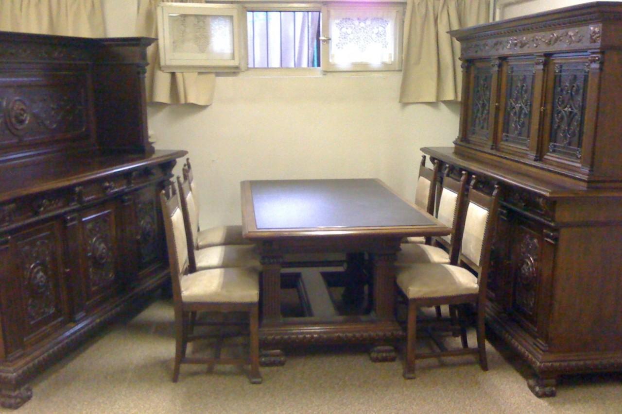 Sala Da Pranzo Stile Barocco Brocante Mollard #847347 1280 853 Quadri Da Sala Da Pranzo