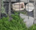 Elementi da giardino in pietra